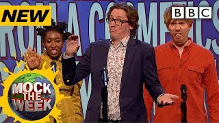 Unlikely lines from a costume drama | Mock The Week - BBC