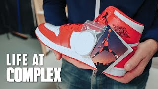 "First Looks At The Air Jordan ""New Beginnings"" Pack 