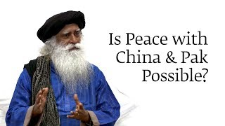 Can India Have Peace With China & Pakistan?