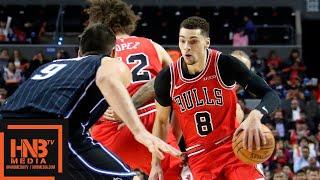 Chicago Bulls vs Orlando Magic Full Game Highlights | 12.13.2018, NBA Season