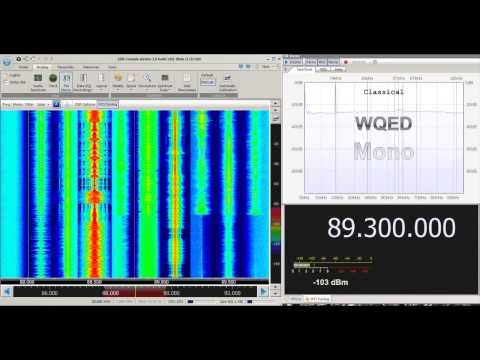 FM DX Ms 19 Aug 2013 89.3 Mhz WQED Pitt, PA