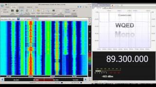 FM DX Ms 19 Aug 2013 89.3 Mhz WQED Pitt, PA