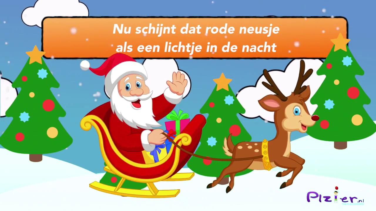 Rudolf Dat Leuke Rendier Nederlandse Kerstliedjes Plzier Youtube
