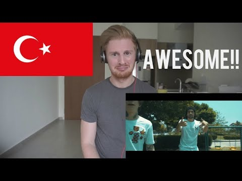(AWESOME!!) Miğfemiral - Sarma (Official Music Video) // TURKISH RAP REACTION