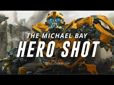How to Shoot a Michael Bay 360 Hero Shot [Michael Bay's Directing Style Explained]