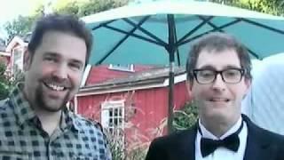 Nathan Osmond interviews Tom Kenny (Voice of Spongebob Squarepants)