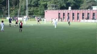 NEC D1 - de Graafschap D1 29-9-2012(2e Goal (Ifra))