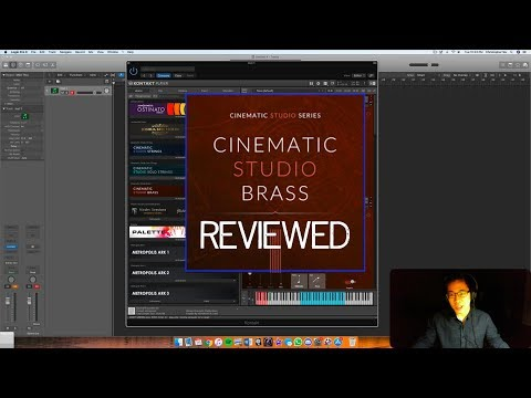 Cinematic Studio Brass: REVIEWED (A Highly Dynamic and Versatile Brass Library)
