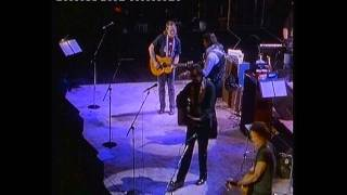Kris Kristofferson - Me and Bobby McGee - Highwaymen live at Nassau Coliseum, 1990