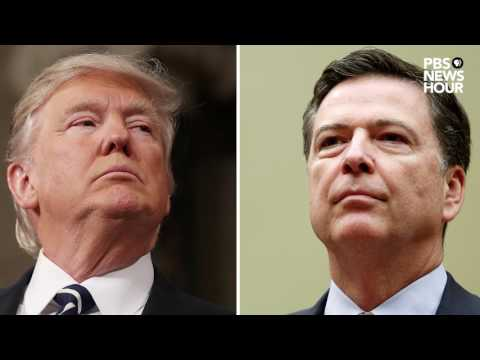 Thumbnail: What James Comey told his friend about President Trump
