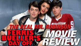 FERRIS BUELLER'S DAY OFF (1986) Retro Movie Review