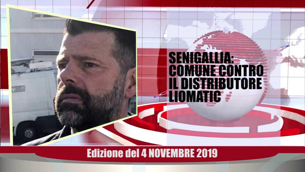 Velluto Senigallia Tg Web del 04 11 2019