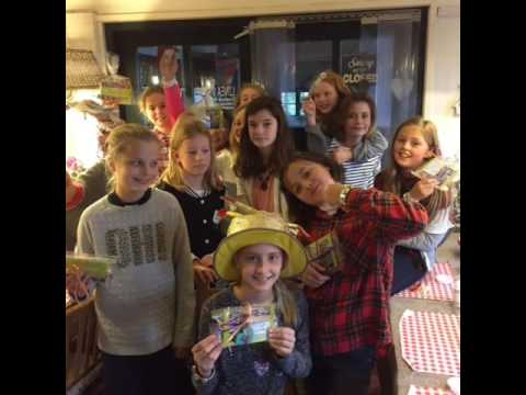 Linea Verde Workshops Kinderfeestjes in ons atelier op Landgoed de Olmenhorst