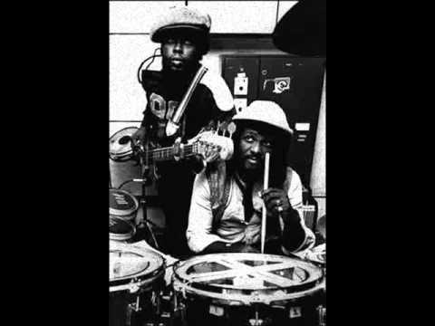 Sly & Robbie - Negrea Africa Dub