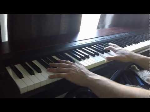 Opeth - The Drapery Falls (piano) (2012)
