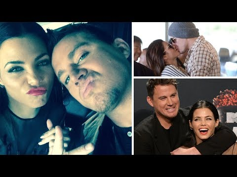 Channing Tatum and Jenna Dewan Cute, Romantic and Hottest PDA Moments of All Time - 2018