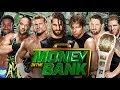 WWE • 1st Ladder Match • MITB 2014