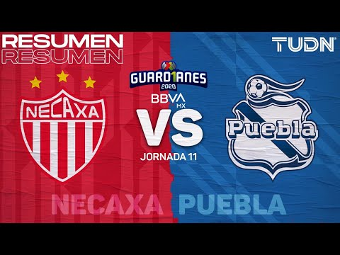 Necaxa Puebla Goals And Highlights