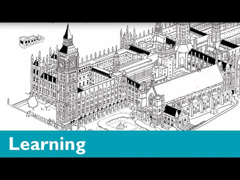 How Parliament works in nearly 60 seconds