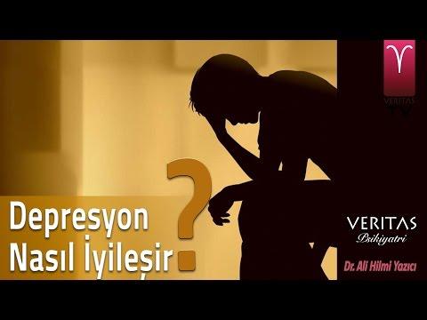 Depresyon nasıl iyileşir ? Dr. Ali Hilmi YAZICI