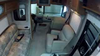 Interior Tour With Slides Closed, Fleetwood 2007 Fiesta Lx Premium Bunk Bed & Queen Rv