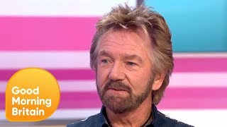 Noel Edmonds Settles I'm a Celeb Conspiracy Theory About His Jungle Exit | Good Morning Britain