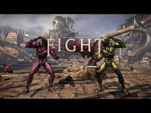 PS4 MKXL MaXWelL Sektor vs Matthew Bright Cyrax