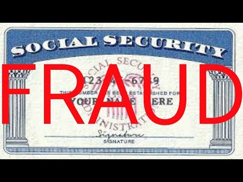 Pay Bills With Social Security Card Exposed!