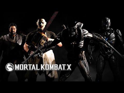 Mortal Kombat X Kombat Pack 2 Reveal Trailer