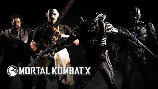 Mortal Kombat X Kombat Pack 2 Reveal Trailer