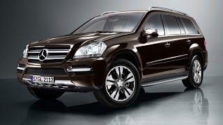 Mercedes-Benz GL с электротонировкой VarioPlus Sky (Smart Glass)