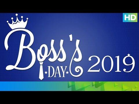 International Boss Day