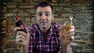 Guerlain Habit Rouge Dress Code fragrance review and Habit Rouge Extrait unboxing