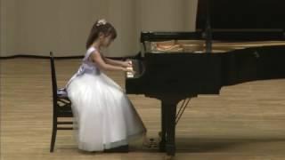 Pf:赤池杏凛(小2) PTNAヤングピアニストコンサート 2017年1月15日(日) ...