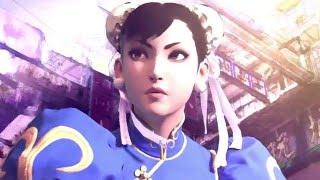 Street Fighter 5 — CG-трейлер