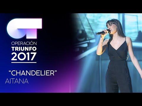 CHANDELIER - Aitana | OT 2017 | OT Final