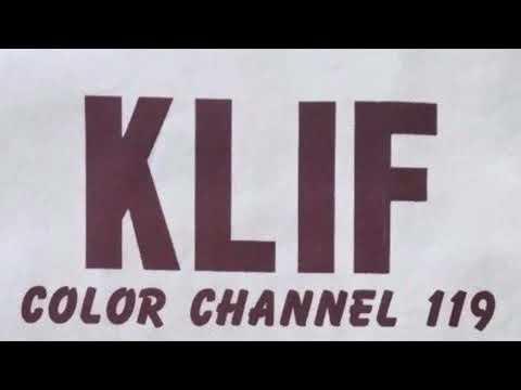 KLIF 1190 Dallas - Elliot Field - November 28 1956 - radio Aircheck