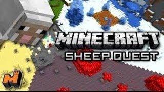 minecraft:minigame - sheep quest