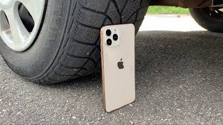 Download iPhone 11 Pro vs CAR Mp3 and Videos