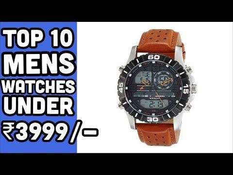 Men's Watches   Under ₹3999/-   2019