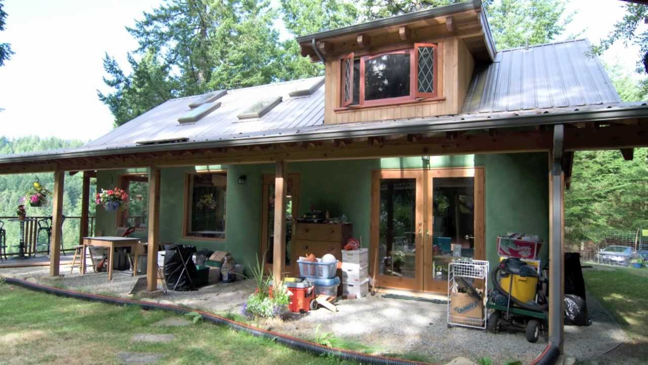 Cob Houses Live Debt Free With Sustainable Development