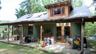 Cob Houses - Live Debt Free with Sustainable Development thumbnail