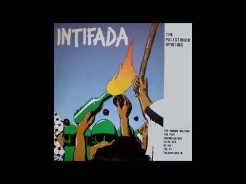V/A - Intifada (The Palestinian Uprising) - 1988 -  Konkurrel Records