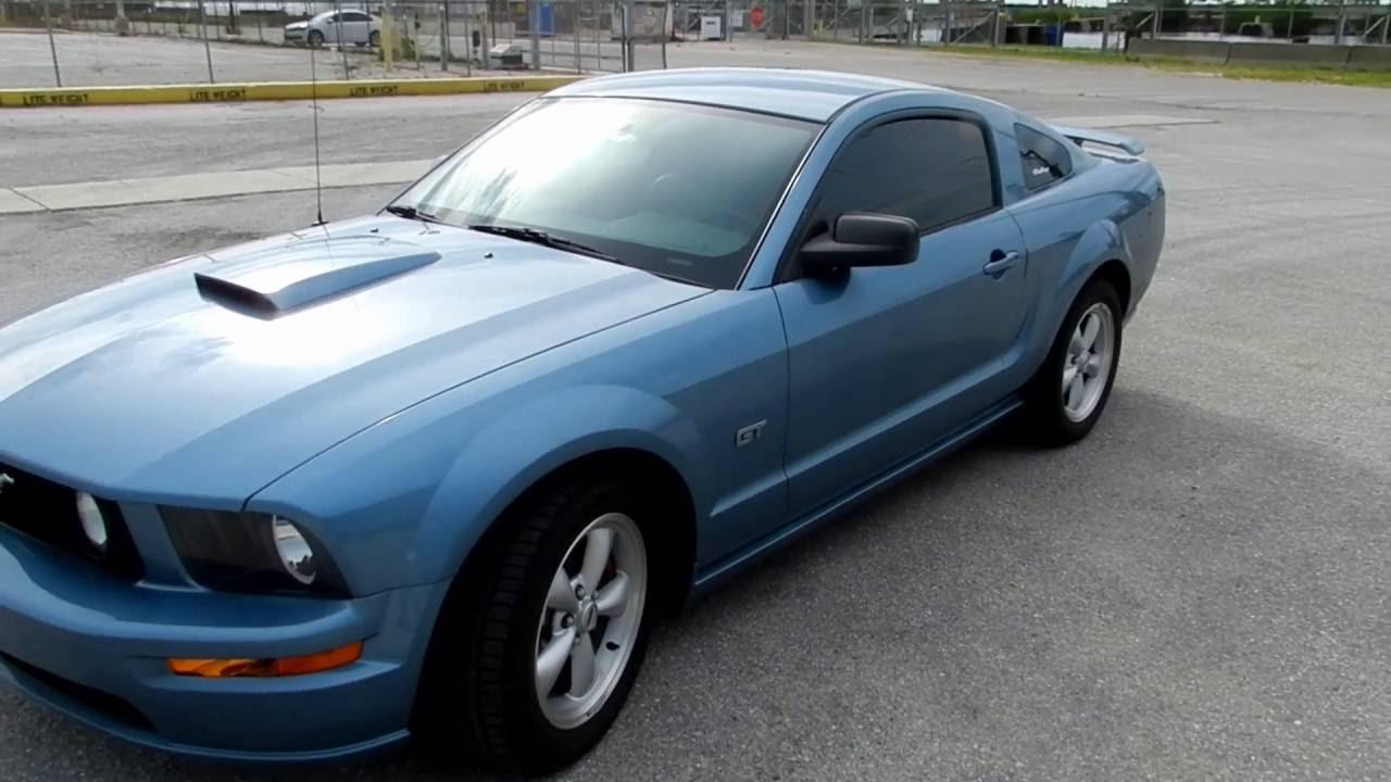 2007 Ford Mustang Gt Premium >> 2007 Mustang Gt Premium Review