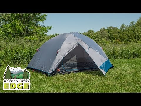 Kelty Night Owl 2P 3-Season Backpacking and Camping Tent