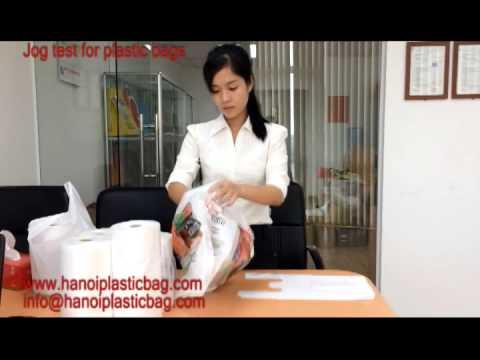 Hanoi Plastic Bag - How to check plastic bag quality ?