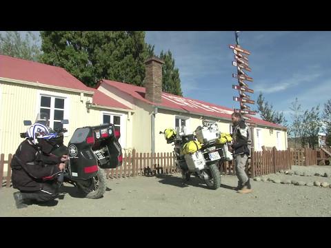 Sudamérica en moto. Carretera Austral