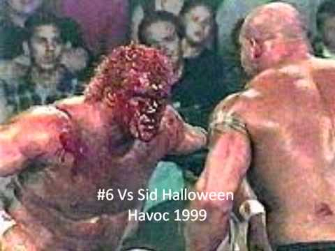 Top 10 Goldberg Matches Travel Video