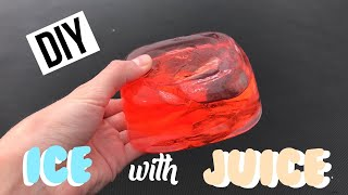 Gambar cover DIY Ice with Juice inside!!!