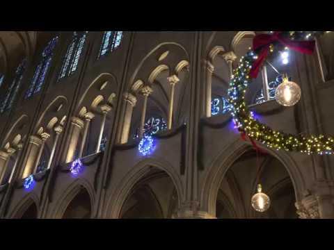 Concert de Noël 2016 à Notre Dame de Paris   - 2ème partie